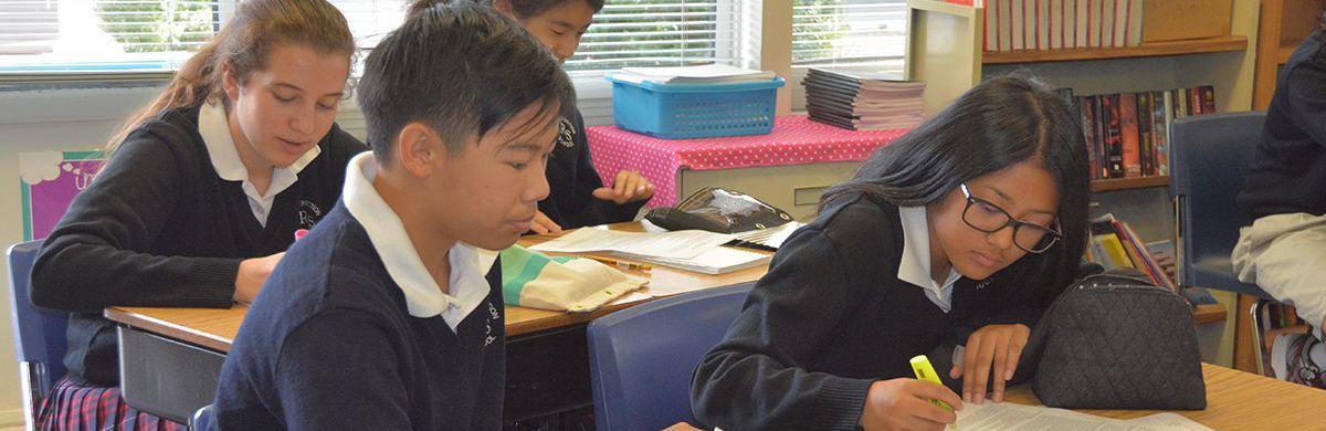 School Supplies - Resurrection School - Sunnyvale