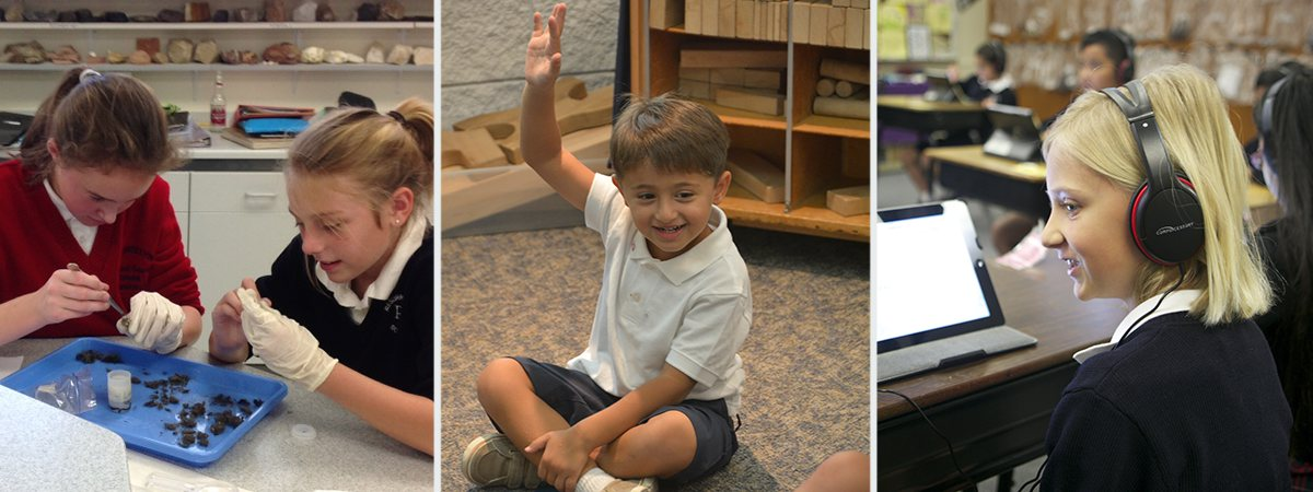 A day in the life of a student - Resurrection School - Sunnyvale