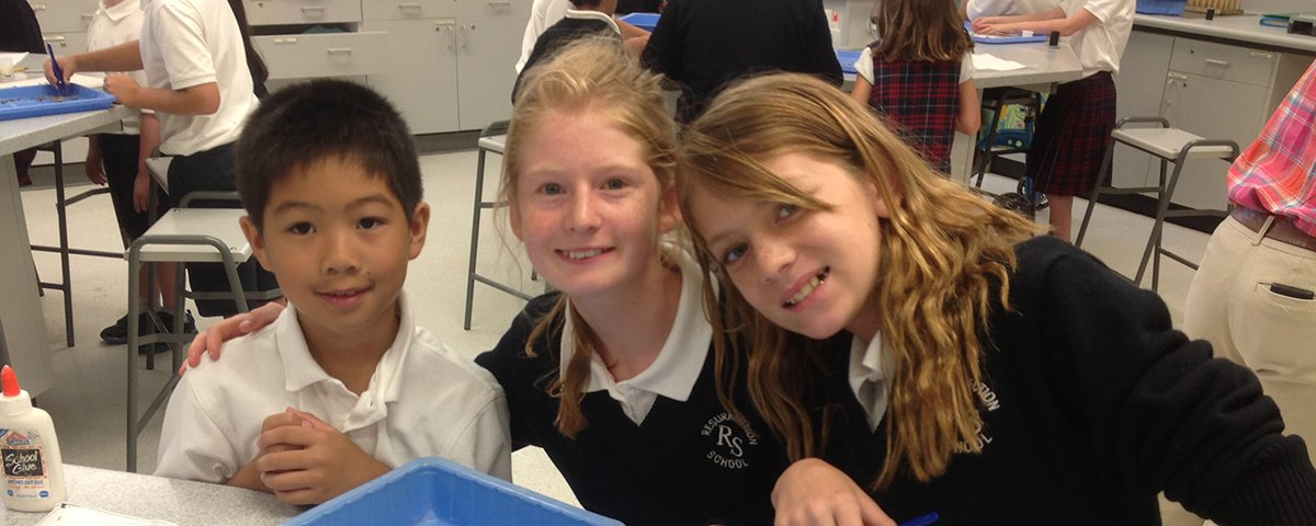 Student Life - Buddy Program - Resurrection School - Sunnyvale