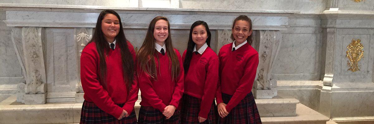 Students - Resurrection School - Sunnyvale