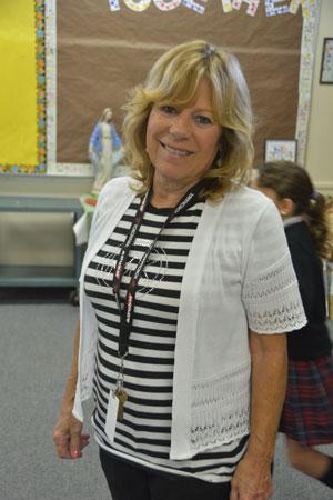 Mrs. Maureen Kane
