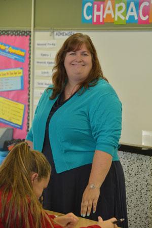 Ms. Sarah Anderson