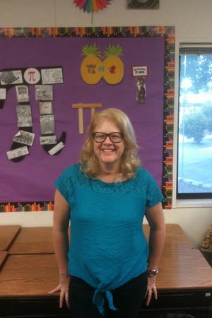 Mrs. Janet Marsh