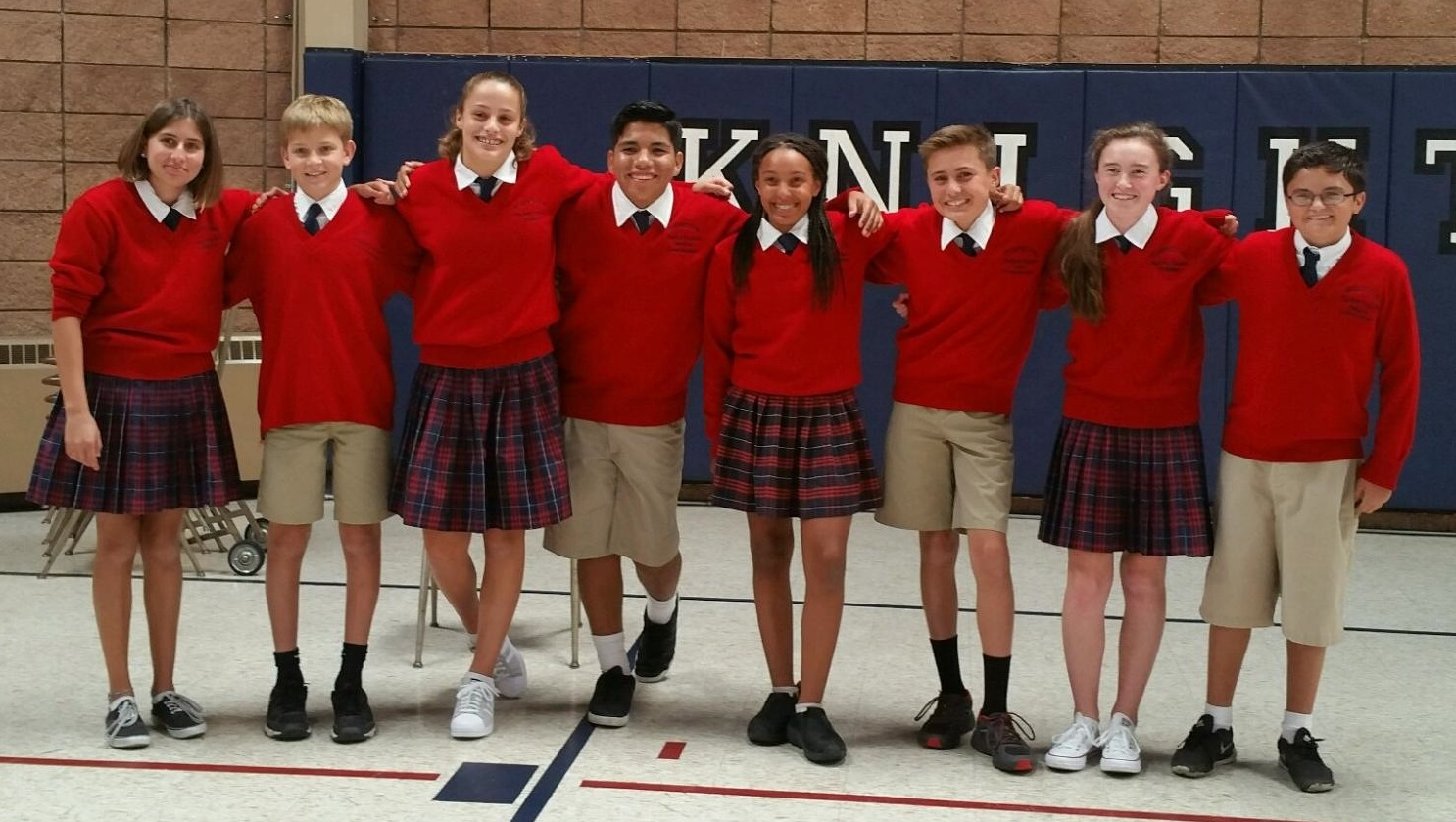 Student Council - leadership- Resurrection School - Sunnyvale