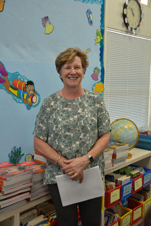 Ms. Kathleen Faust